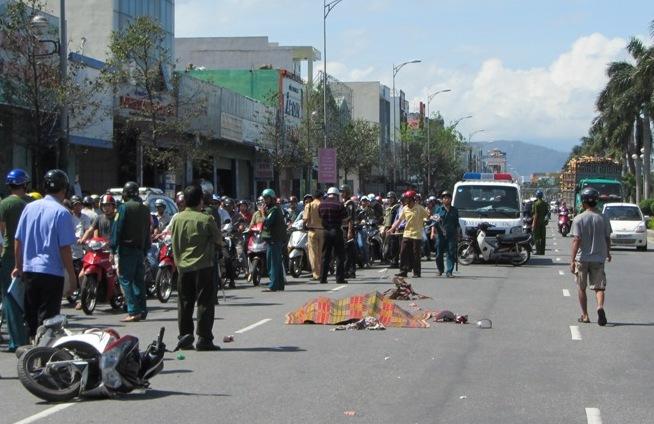 Đà Nẵng: Hai nữ sinh viên chết thảm sau tai nạn kinh hoàng 8