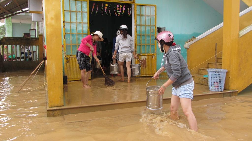 31 người chết do mưa, lũ 2