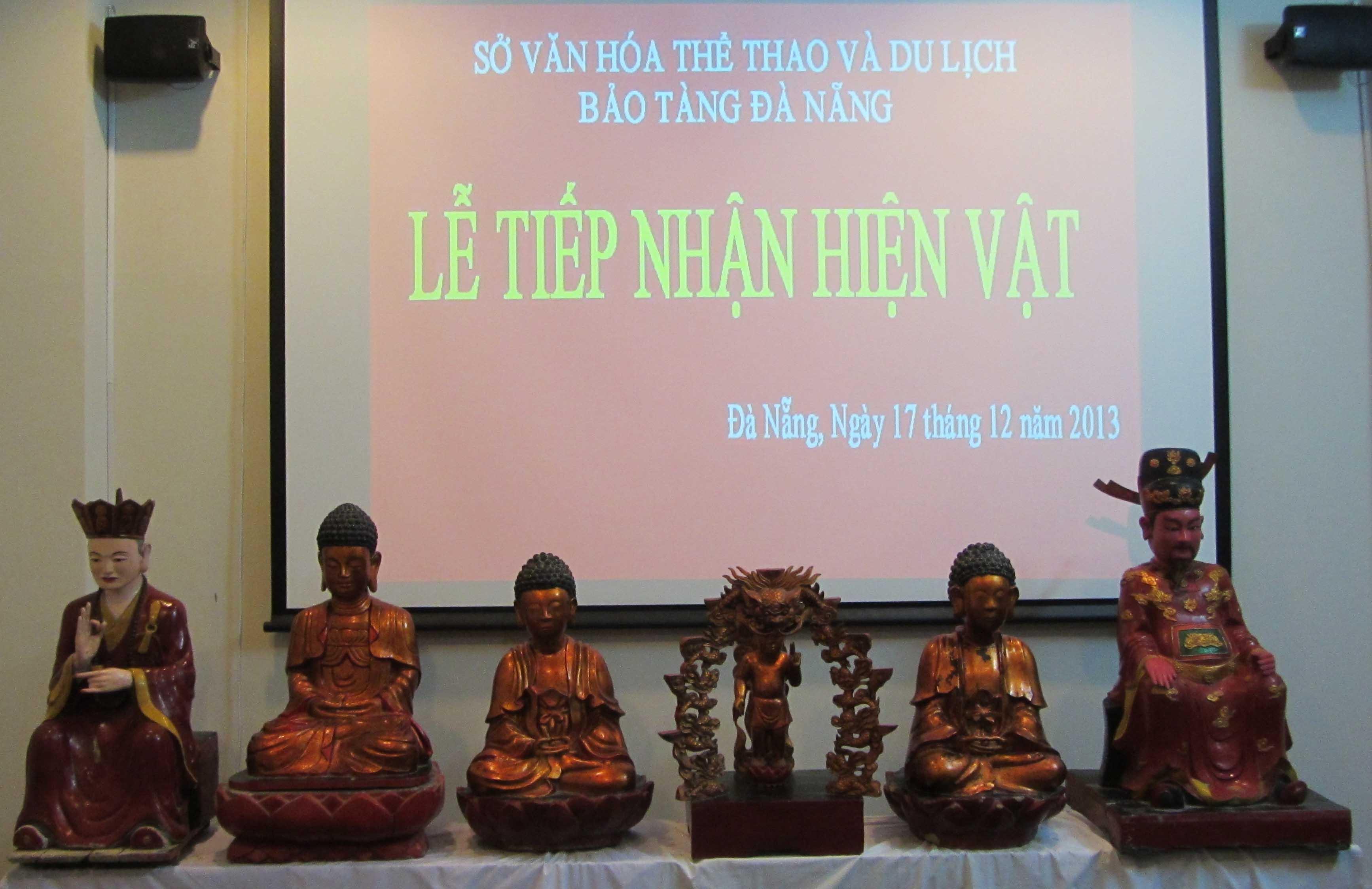 Hiến tặng nhiều hiện vật quý cho Bảo tàng Đà Nẵng 2