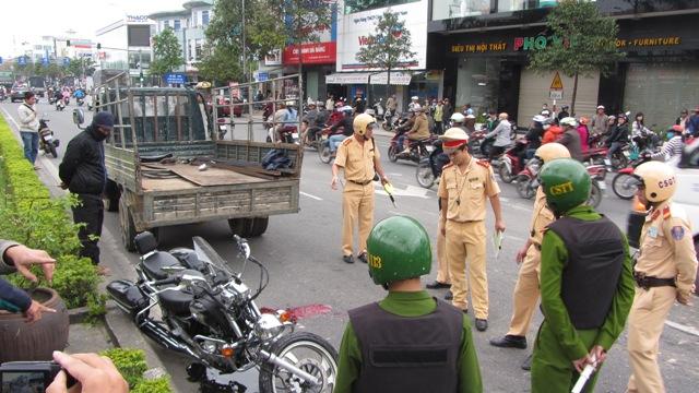 Đà Nẵng: Xe tải quá hạn kiểm định gây tai nạn kinh hoàng 3