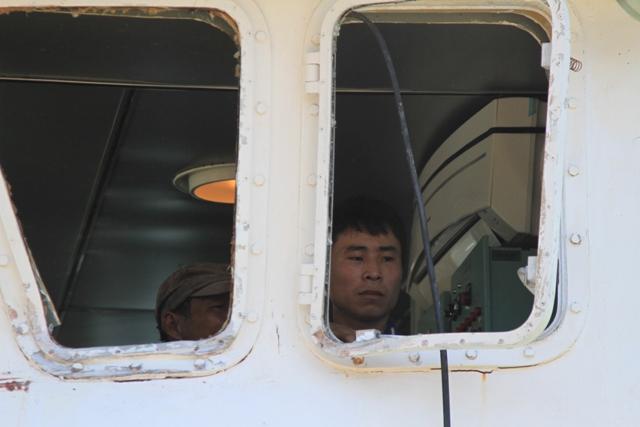 Cận cảnh tàu Kiểm ngư Việt Nam bị tàu Trung Quốc đâm gây hư hỏng 8