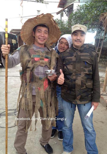 Ảnh siêu xì tin của các danh hài Việt 3