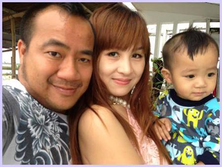 Con trai diễn viên Hiếu Hiền giống bố như đúc 1