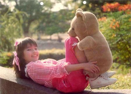 Ảnh thời thơ ấu cực dễ thương của hàng loạt sao Việt 4