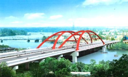 TP HCM: Thông xe đại lộ Phạm Văn Đồng 1