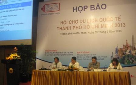 Nhiều hoạt động xúc tiến tại Hội chợ du lịch TP HCM lần thứ 9 1