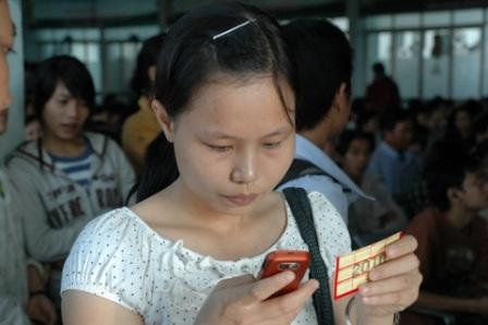 Ga Sài Gòn bắt đầu bán vé tàu Tết Giáp Ngọ 1