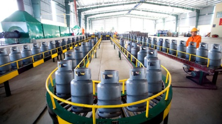 TP HCM: Siết lại hoạt động kinh doanh gas 1
