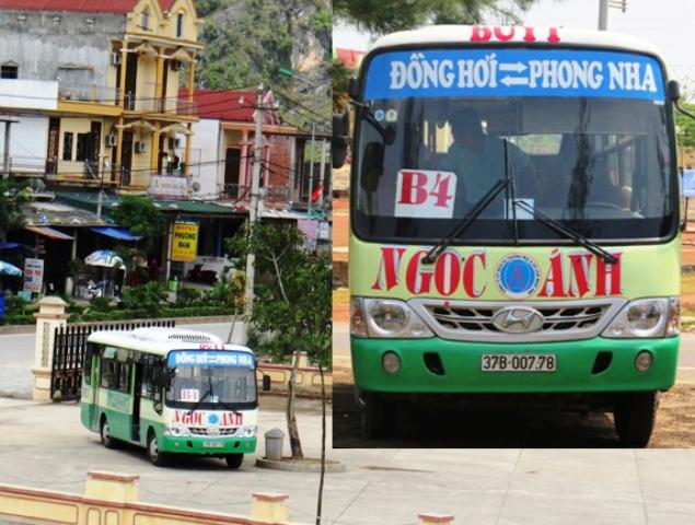 Quảng Bình: Xe buýt kém chất lượng được đưa vào hoạt động vì áp lực ngày lễ? 1