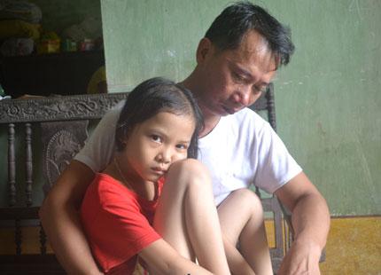 Ước mơ đi học của cháu bé 6 tuổi bị ung thư máu 1