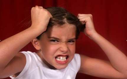 Giải tỏa cơn giận của trẻ 1