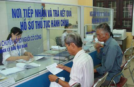 Đề án đơn giản hóa thủ tục hành chính, giấy tờ công dân: Không lãng phí cái đã có 1