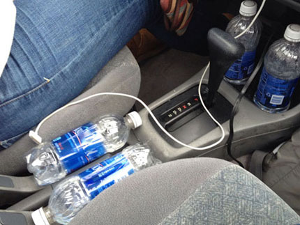 Không dễ để chai nhựa nhiễm dioxin 1