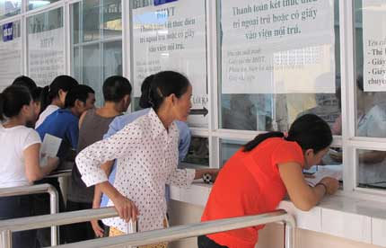 Bộ Y tế: Đẩy mạnh cải cách hành chính để phục vụ người dân 1