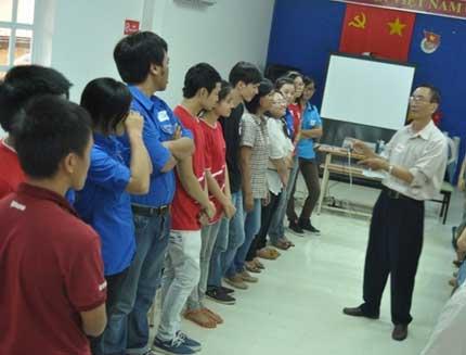 Trung tâm công tác xã hội Thanh Niên TPHCM: Rộng vòng tay, ấm tấm lòng 1