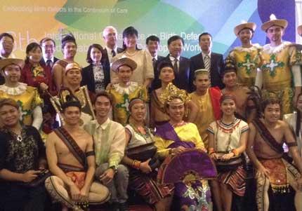 Mở rộng sàng lọc sơ sinh ở Việt Nam - tại ICBD 2013 3