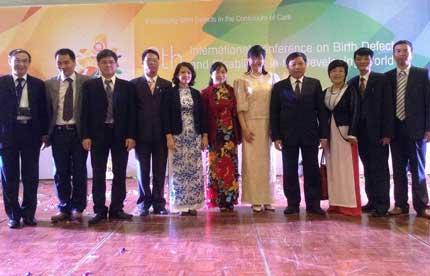 Mở rộng sàng lọc sơ sinh ở Việt Nam - tại ICBD 2013 1