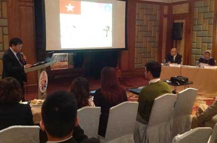 Mở rộng sàng lọc sơ sinh ở Việt Nam - tại ICBD 2013 2