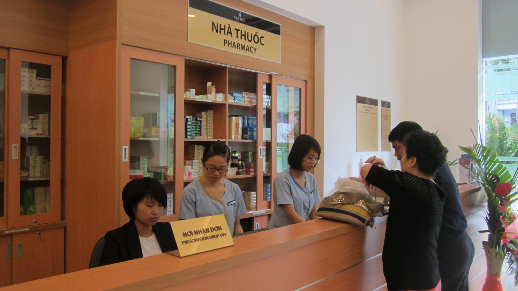 Khai trương phòng khám Quốc tế Vinmec - Royal City 4