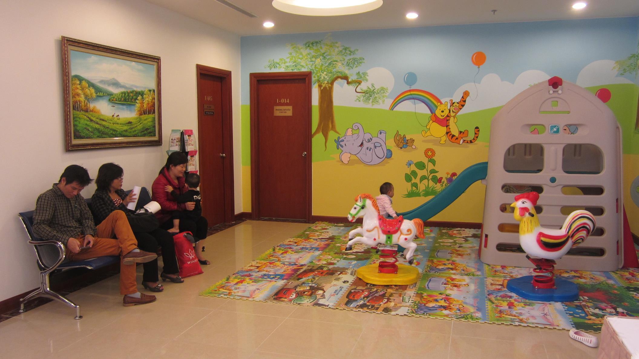 Khai trương phòng khám Quốc tế Vinmec - Royal City 7