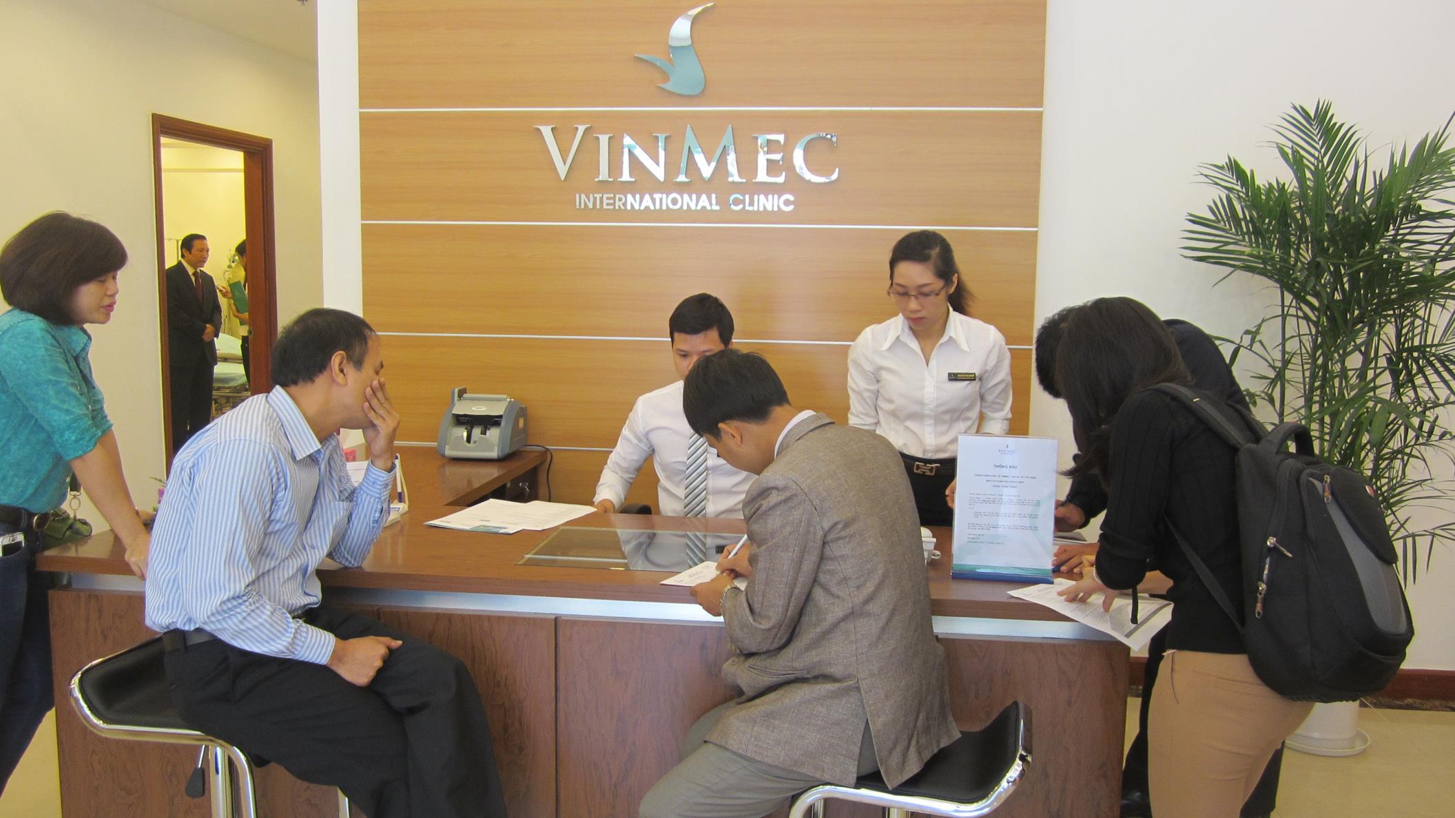 Khai trương phòng khám Quốc tế Vinmec - Royal City 5