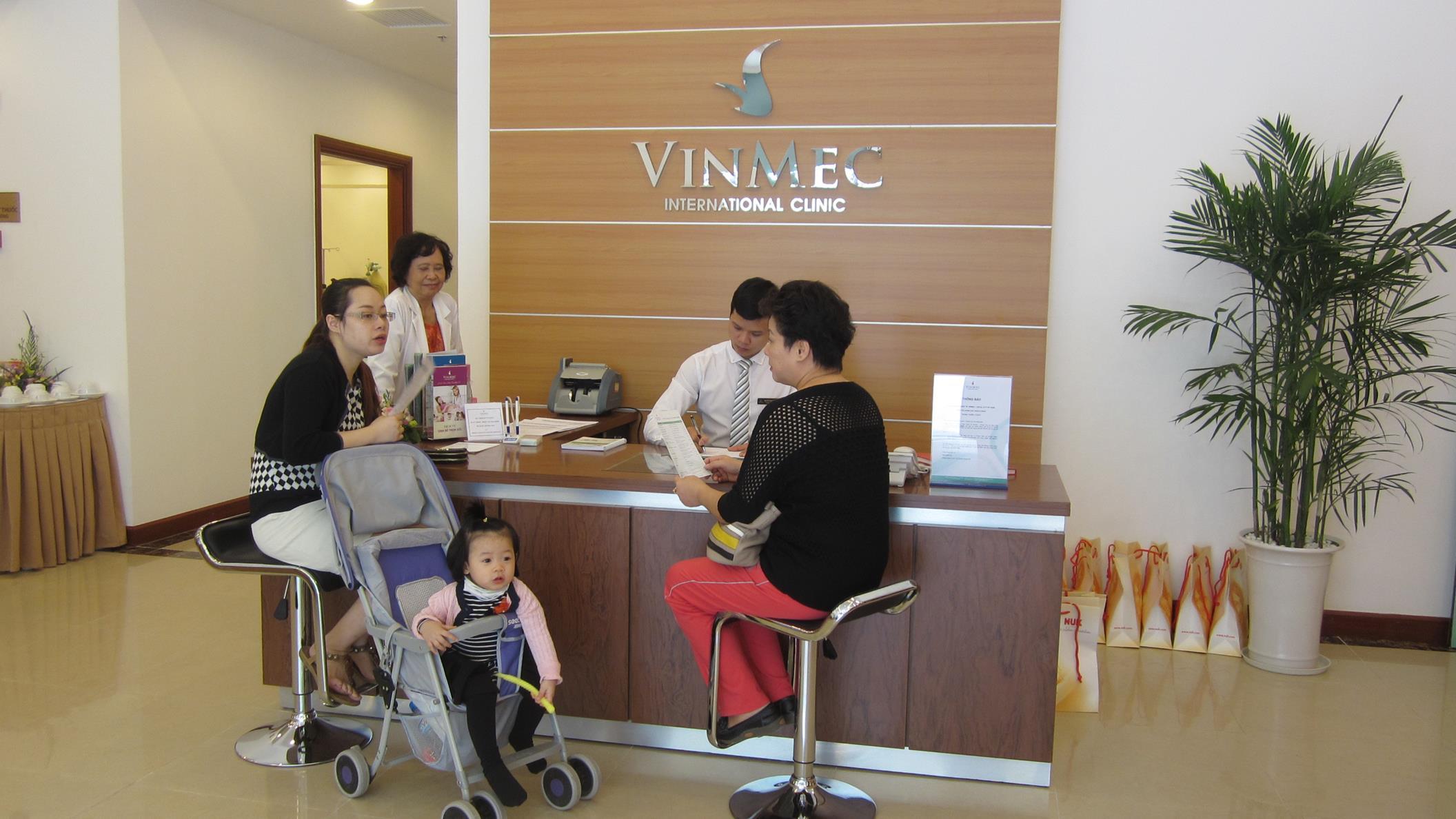 Khai trương phòng khám Quốc tế Vinmec - Royal City 3