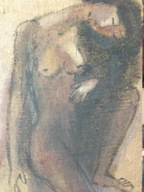 """Triển lãm tranh """"Nối hai thế kỷ"""" 5"""
