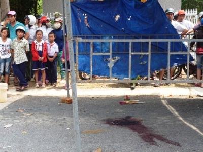 Một lái xe taxi Mai Linh bị giết dã man 1