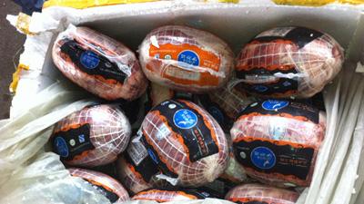 Sau gà, lợn lại đến ếch, bò, cá Trung Quốc tuồn về Việt Nam 2