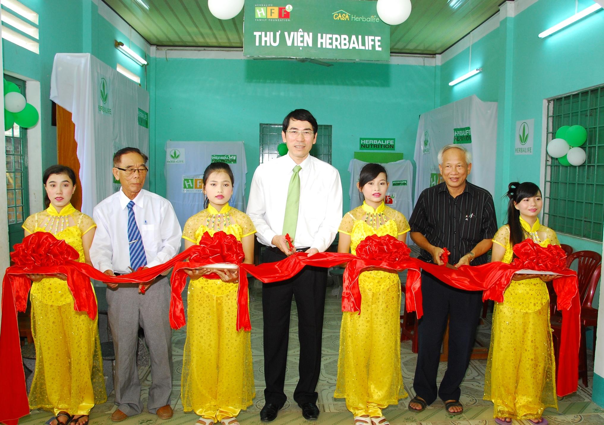 Hebalife tiếp tục sứ mệnh đóng góp cho cộng đồng tại Bình Định  1