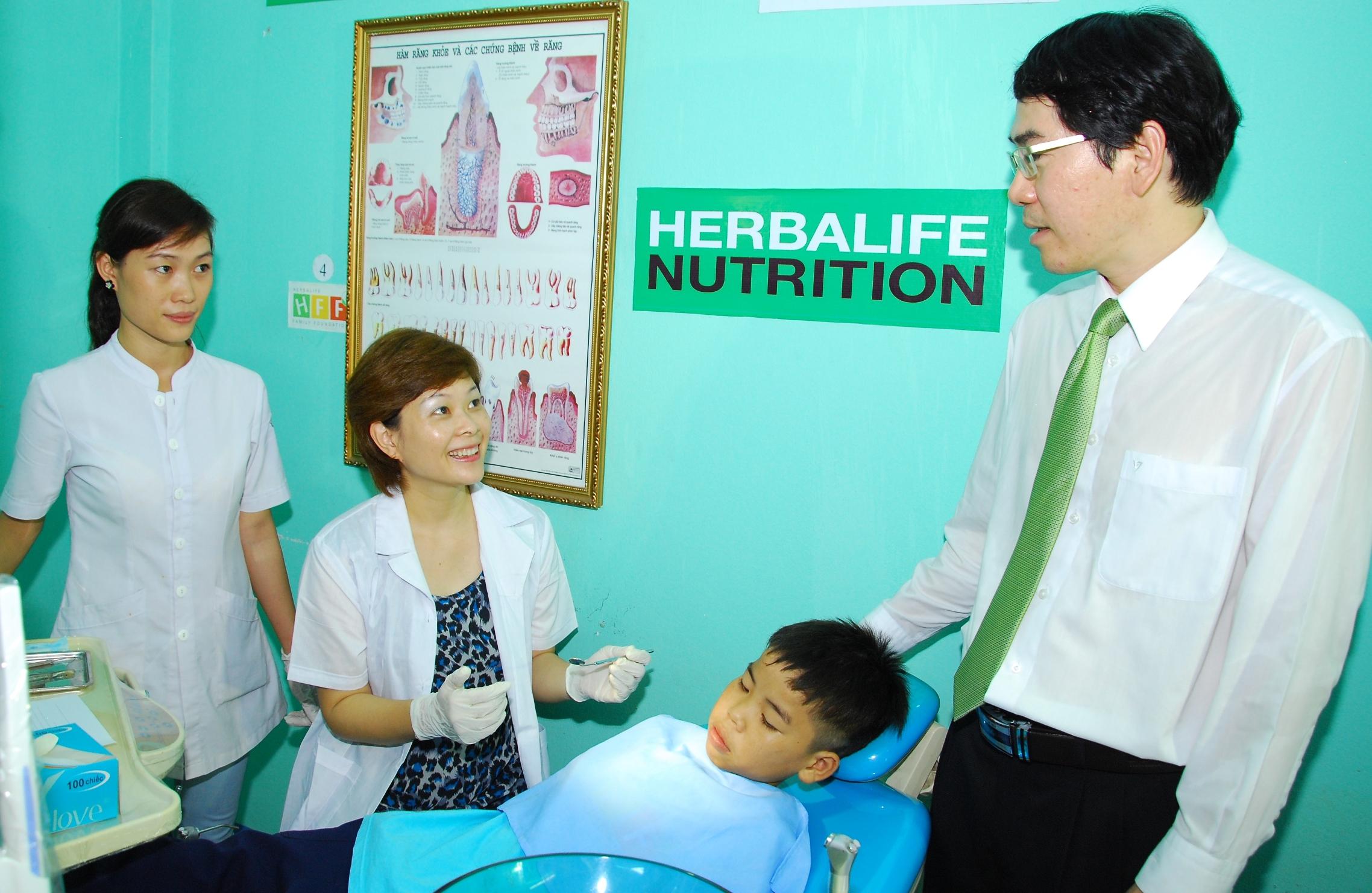 Hebalife tiếp tục sứ mệnh đóng góp cho cộng đồng tại Bình Định  2