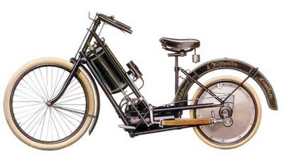 """Chiêm ngưỡng 10 xe máy thời """"tiền sử"""" 1"""