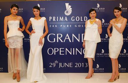 Cửa hàng Flagship thứ 2 của Prima Gold tại Hà Nội 5