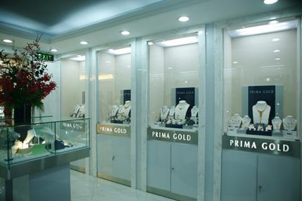 Cửa hàng Flagship thứ 2 của Prima Gold tại Hà Nội 6