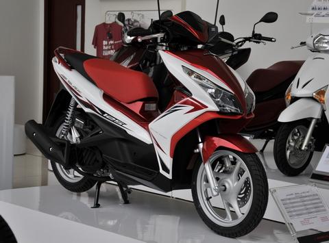 Honda sắp ra mắt 2 xe máy mới 1