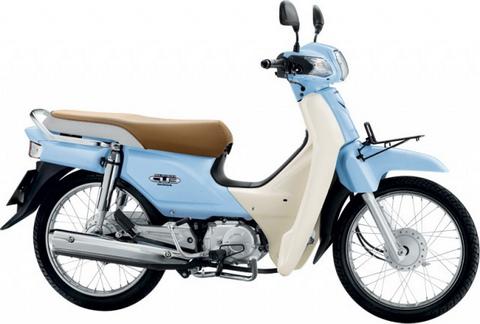 Honda sắp ra mắt 2 xe máy mới 2