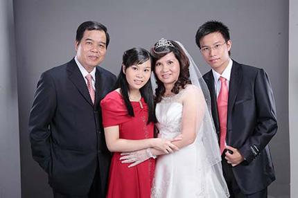 """Dược sĩ Lê Thị Bình: """"Gia đình mới là niềm đam mê lớn nhất"""" 4"""
