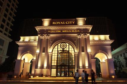 Cơ hội đặc biệt hấp dẫn với ngày hội ẩm thực và mua sắm tại Vincom Mega Mall Royal city 1
