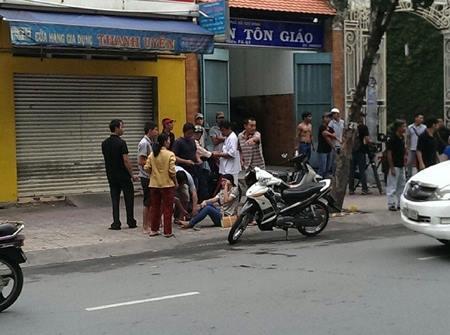 Nhân chứng cùng ô tô lên tiếng về tai nạn của Thanh Hằng 2