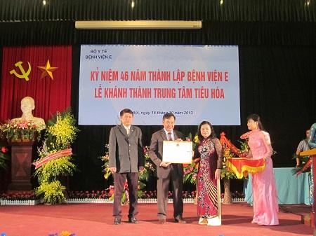 Trung tâm tiêu hoá hiện đại đầu tiên tại Việt Nam chính thức hoạt động 2