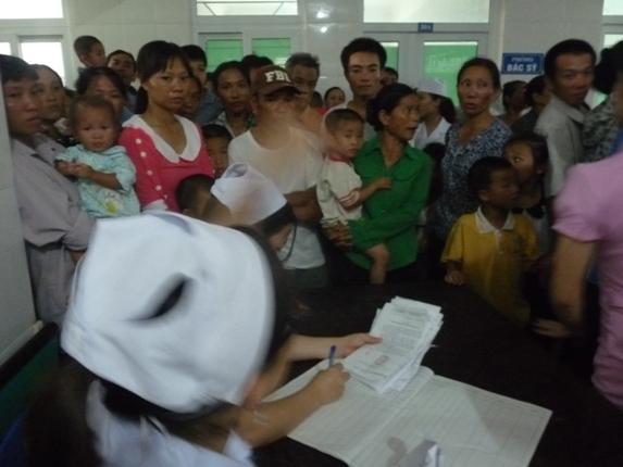 100 trẻ em khuyết tật  sứt môi hở vòm miệng được phẫu thuật miễn phí 2