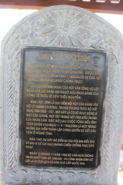 Võ Liệt, nơi gắn bó với kỷ niệm khó phai mờ về Đại tướng 5