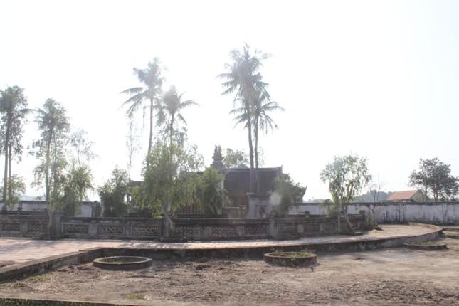 Võ Liệt, nơi gắn bó với kỷ niệm khó phai mờ về Đại tướng 1