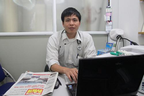 Tiến sĩ - Bác sĩ Nguyễn Trọng Hưng