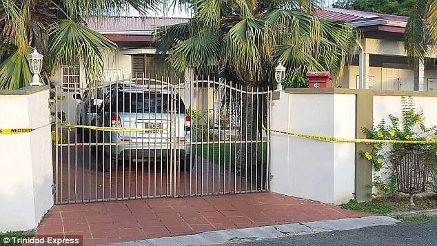 Người làm vườn trong gia đình đã phát hiện ra thi thể của 2 người