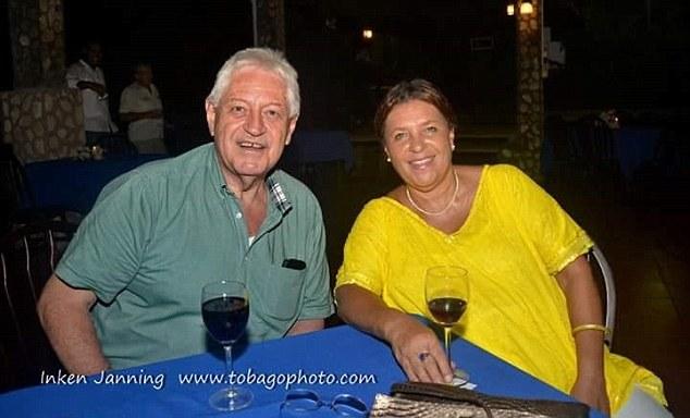 Cặp vợ chồng Richard và Grace Wheeler bị sát hại dã man tại nhà