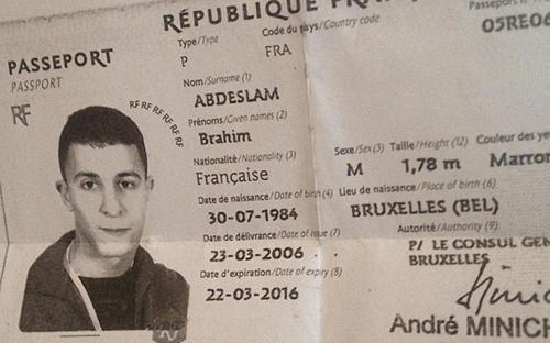 Ibrahim Abdeslam. Ảnh: Telegraph