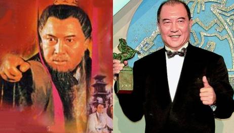 Kha Tuấn Hùng và tạo hình Tào Tháo trong Nhất đại kiêu hùng Tào Tháo - vai diễn mang lại cho ông danh hiệu Nam diễn viên chính xuất sắc giải Kim Mã.