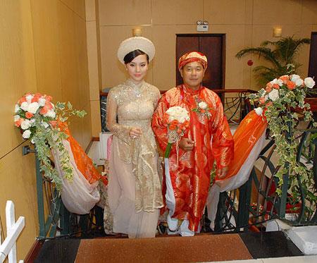 Dương Trương Thiên Lý kết hôn với chồng là chủ tịch HĐQT Công ty cổ phần Hoàn Vũ