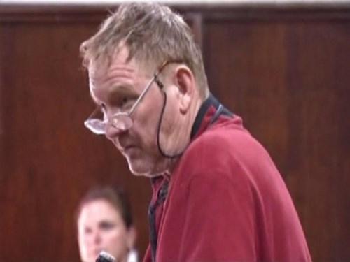 Ông Peter Frederiksen hiện đang bị tạm giam ở Nam Phi - Ảnh: Reuters